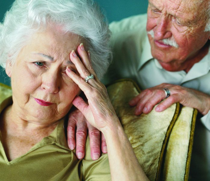 Stress in seniors; From Position for Certainty, 4certainty.com